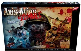 Axis & Allies & Zombies - Englisch