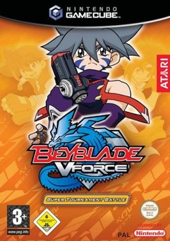 Beyblade V Force: Super Tournament Battle
