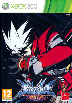 BlazBlue Continuum Shift Extend AT-Import