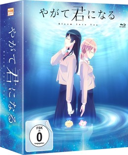 Bloom Into You - Vol. 01 (+ Sammelschuber) [Blu-Ray]