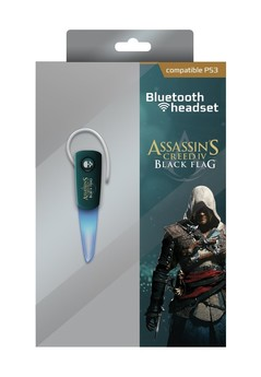PS3 Bluetooth Headset - Assassin