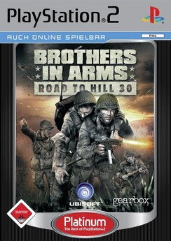 Brothers in Arms: Road to Hill - Platinum