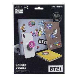 BT21 Sticker Set - Iconic Characters