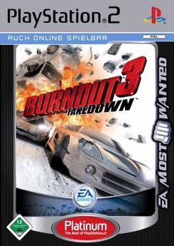 Burnout 3 Takedown - Most Wanted