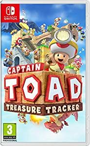 Captain Toad: Treasure Tracker [PEGI]