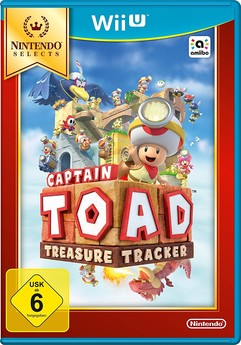 Captain Toad: Treasure Tracker - SELECTS