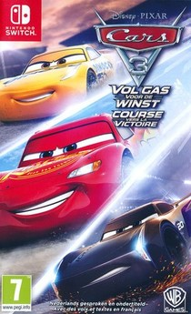 Cars 3: Vol Gas PEGI