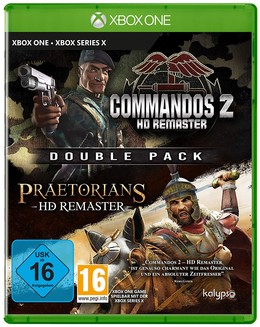 Commandos 2 + Praetorians HD-Remastered