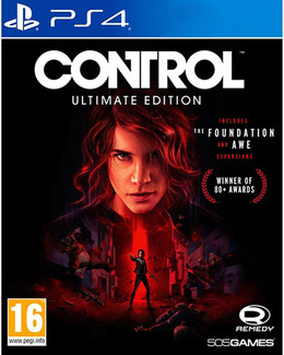 Control - Ultimate Edition  UK-Import