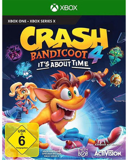 Crash Bandicoot 4 - It´s about Time