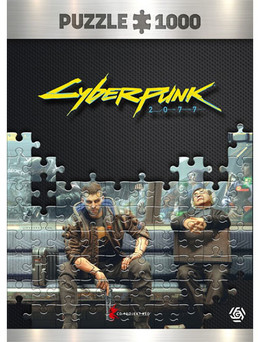 Puzzle Cyberpunk 2077 1000 Teile