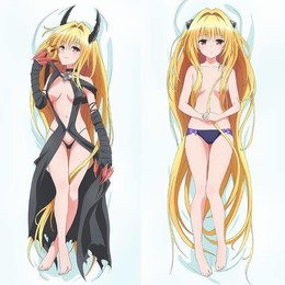 To Love Ru Darkness 2nd Dakimakura Kissenbezug - Yami