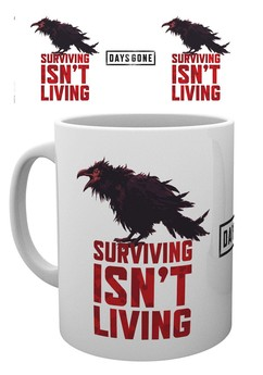 Days Gone Tasse - Surviving