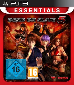 Dead or Alive 5 - Essentials