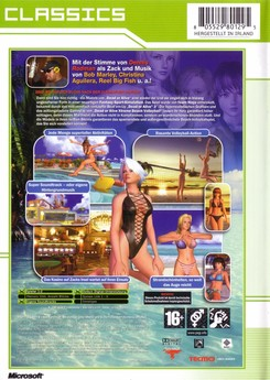 Dead or Alive Beach Volleyball (Classics)