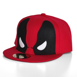Deadpool Baseball Cap Eyes
