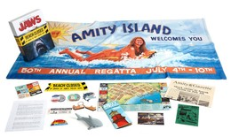 JAWS (Der Weiße Hai) - Amity Island Summer of 75 Kit