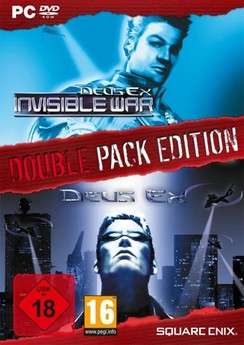 Deus Ex & Deus Ex: Invisible War Double Pack