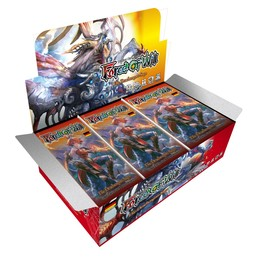 Force of Will: Die Drachengott-Saga (S1) - Display - DE