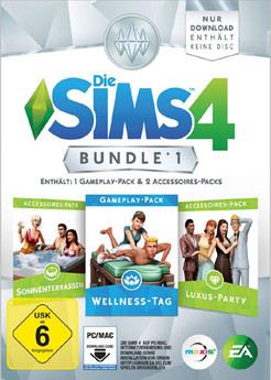 Die Sims 4 Bundle Pack 1