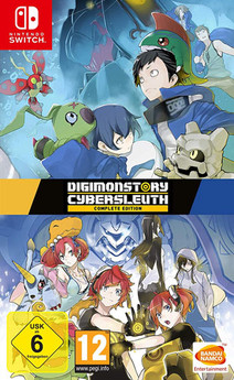 Digimonstory Cybersleuth - Complete Edition