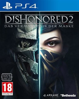 Dishonored 2: Das Vermächtnis der Maske AT-Import
