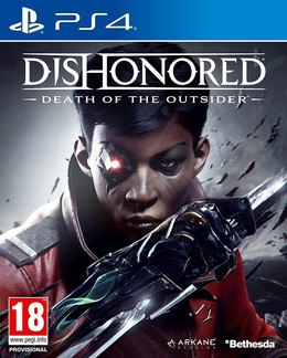 Dishonored - Der Tod des Outsiders UK-Import