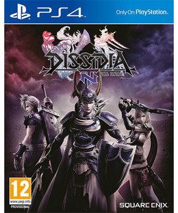 Dissidia Final Fantasy NT UK-Import