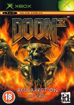 Doom 3 Resurrection of Evil (UK)