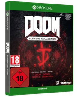 Doom Slayer Collection - Doom I + Doom II + Doom III + Doom 2016