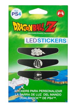 Dragon Ball 3 Led Sticker Pack