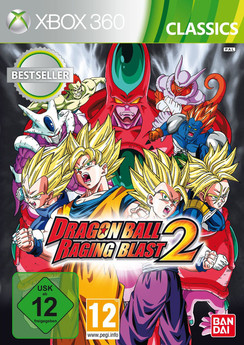 Dragon Ball Raging Blast 2 - Classics