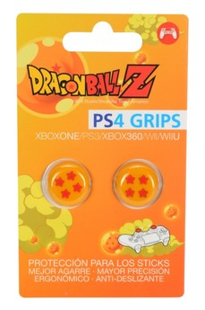 Dragon Ball Thumb Grips 4 Stars
