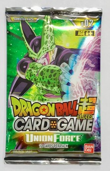 Dragon Ball Super: Union Force - Booster - ENGLISCH