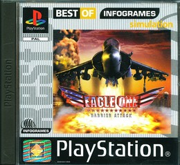 Eagle One: Harrier Attack (Best of Infogrames)