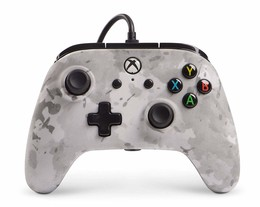 Enhanced Wired Controller (Kabelgebunden) - Winter Camo
