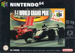 F-1 World Grand Prix II 2