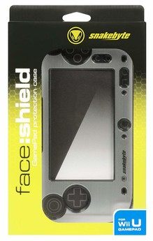 face:shield GamePad Schutz  Wii U