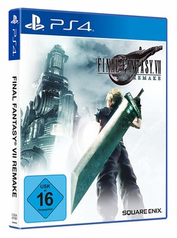Final Fantasy VII (7) Remake