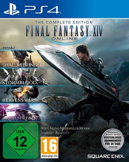 Final Fantasy XIV 14 Complete Edition