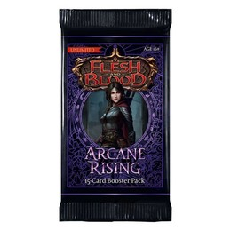 Flesh & Blood - Arcane Rising Unlimited Booster - ENG