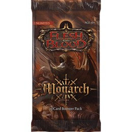 Flesh & Blood TCG - Monarch Unlimited Booster - ENG