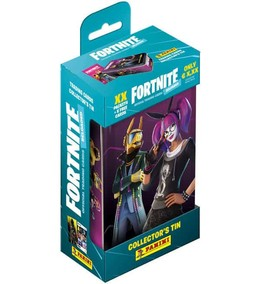 Fortnite Reloaded - Classic Tin Box DE