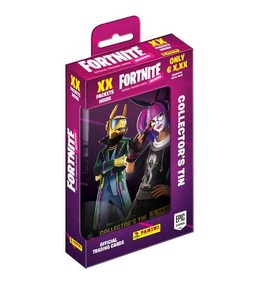 Fortnite Reloaded - Pocket Tin Box DE