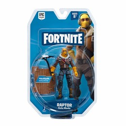 FORTNITE Solo Mode Actionfigur - Raptor