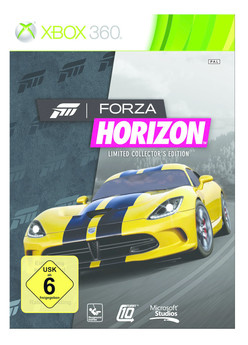 Forza Horizon Limited Collectors Edition
