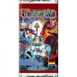 Force Of Will - Fluch des Eisigen Sarges - Booster - DE