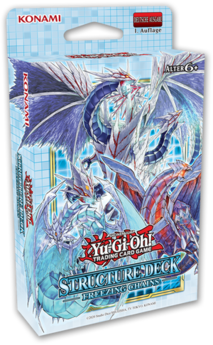 Yu-Gi-Oh! Structure Deck - Freezing Chains - DE