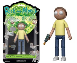 Funko Actionfigur: Rick and Morty - Morty