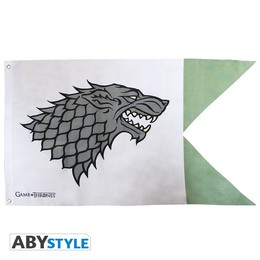 Game of Thrones Flagge - Stark